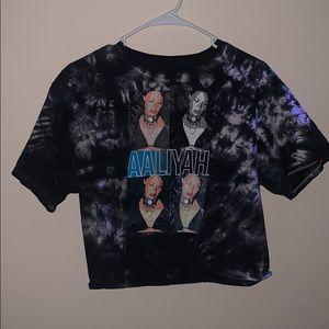 AALIYAH - shirt